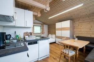 Küchenzeile+Essberich